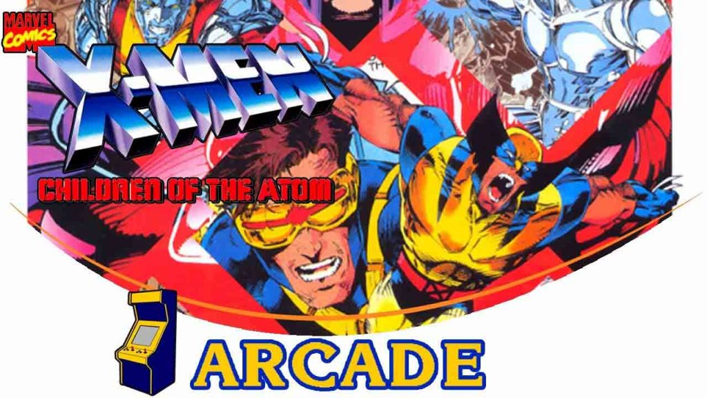 Children-of-the-Atom-arcade-Xmen
