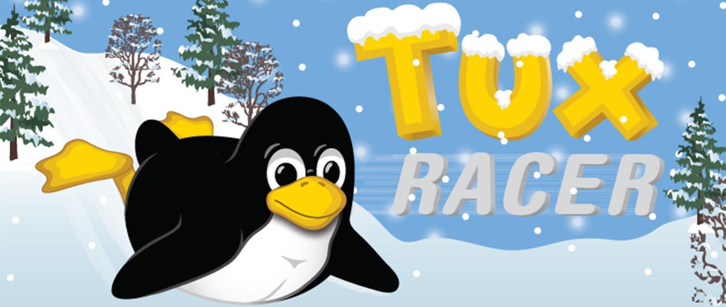 Welcome to Tux Racer Website