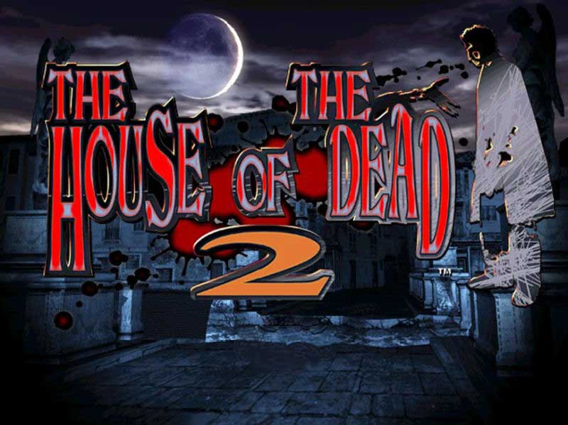 The-House-Of-The-Dead-2-Arcade-Game