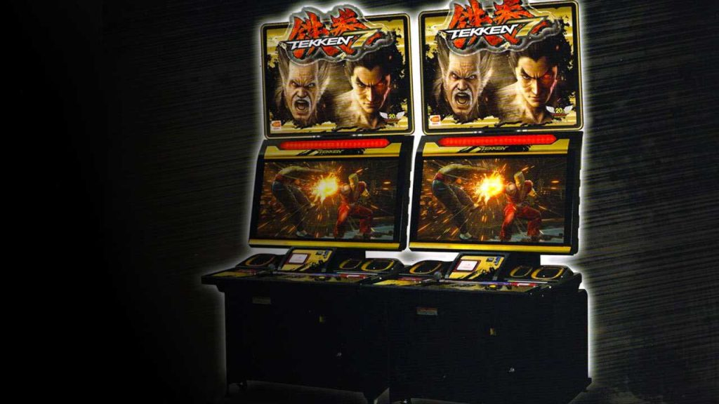 new-arcade-tekken7-unboxing